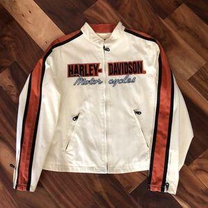Women's Harley Davidson Riding Jacket